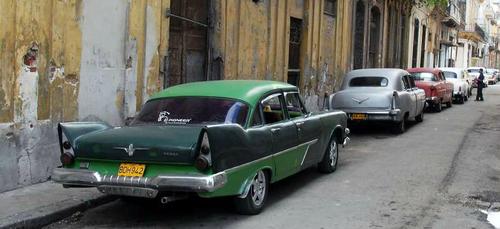 San Francisco Chronicle: A Cruise Through Cuba