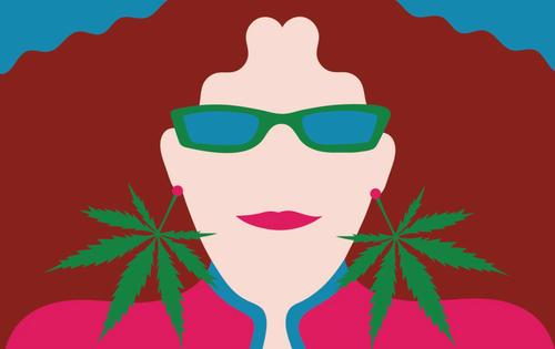 The New Yorker: The Martha Stewart of Marijuana Edibles
