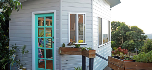 DIY Network: Amazing She Sheds to Inspire Your Creative Side