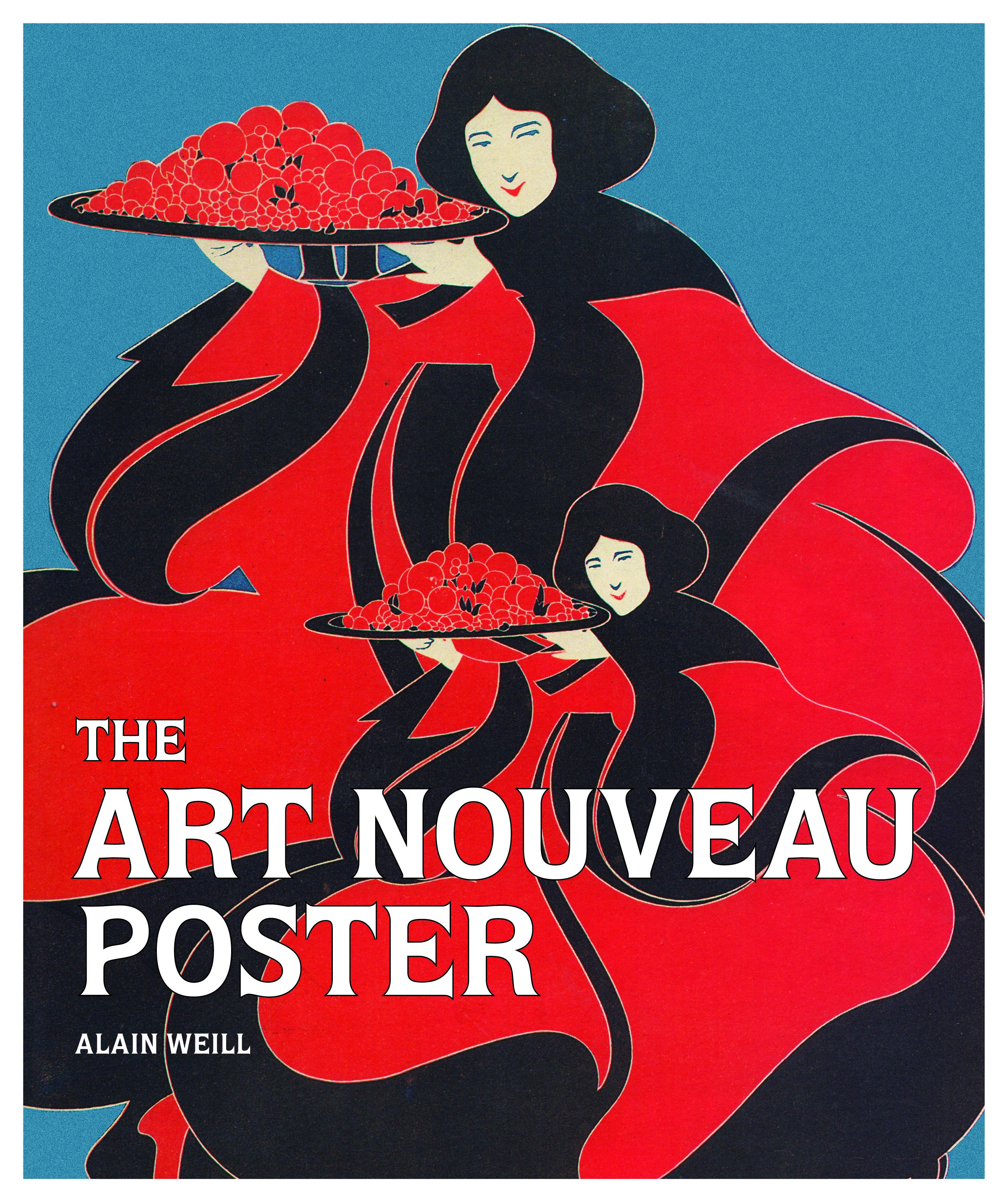 The Art Nouveau Poster Quarto Creates Books