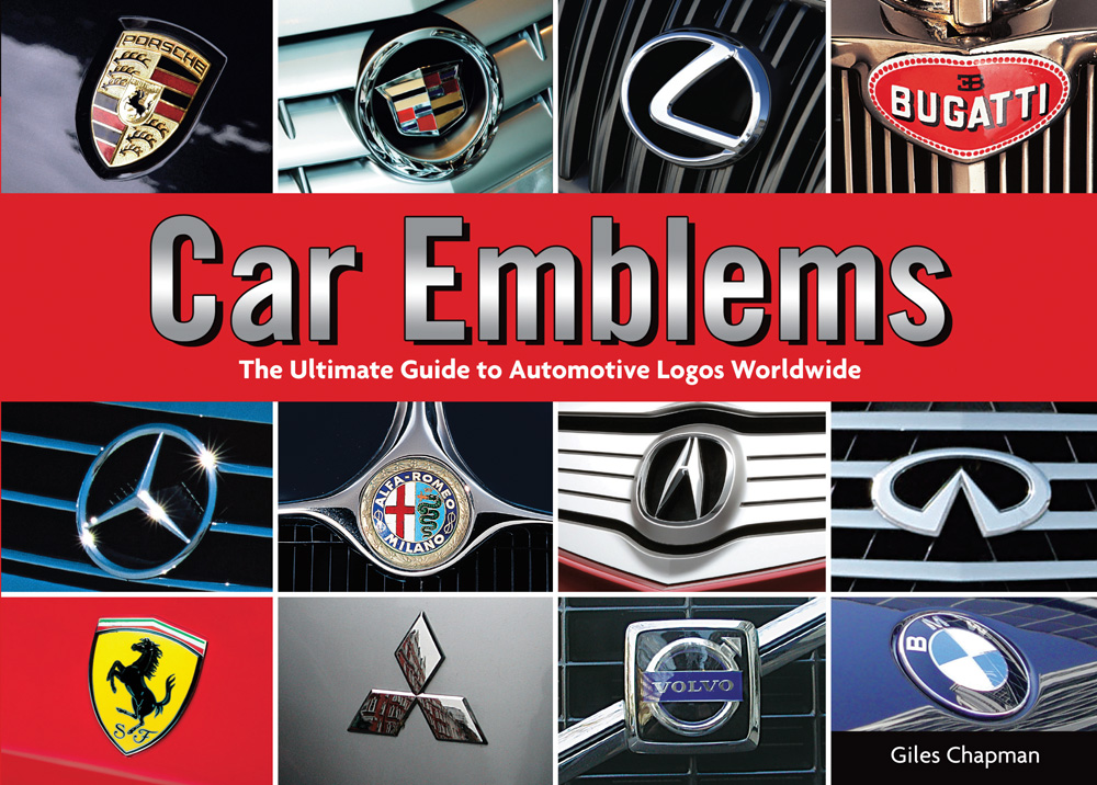 Car Emblems By Giles Chapman