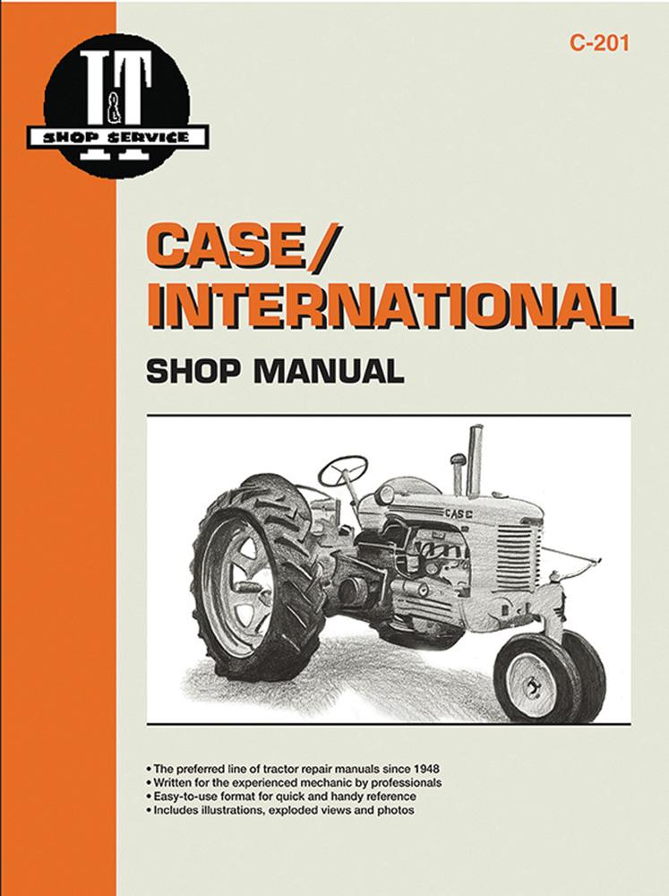 Case Shop Manual C 201 Quarto Drives Books