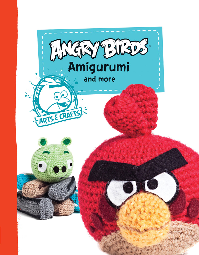 Angry Birds Amigurumi by Rovio