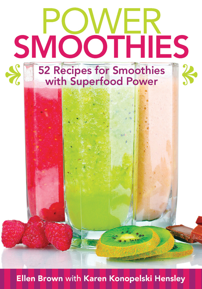 super smoothies book by ellen brown