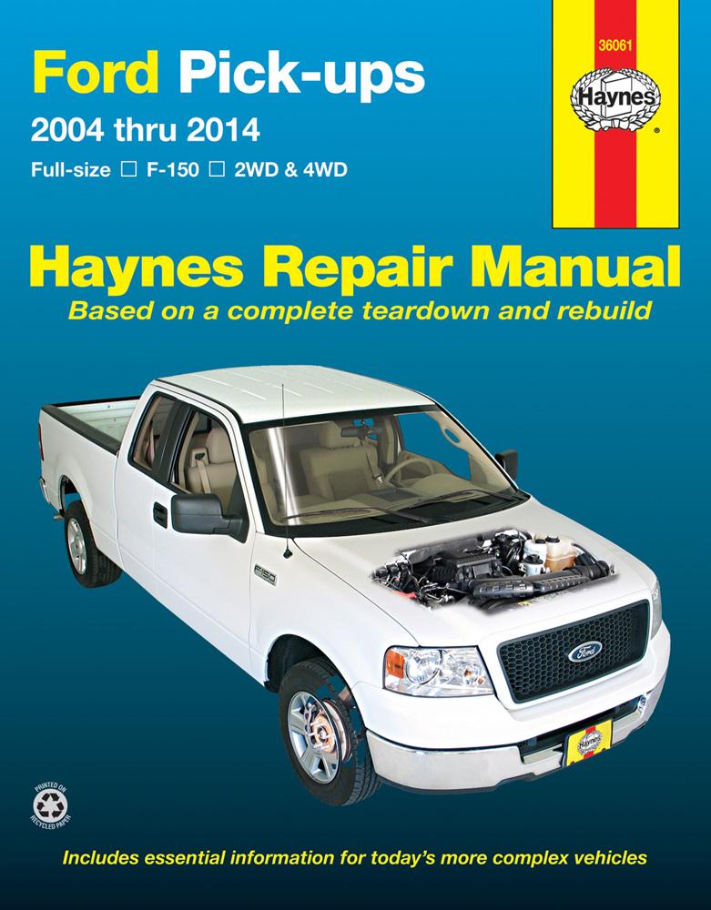 ford f350 repair manual free download