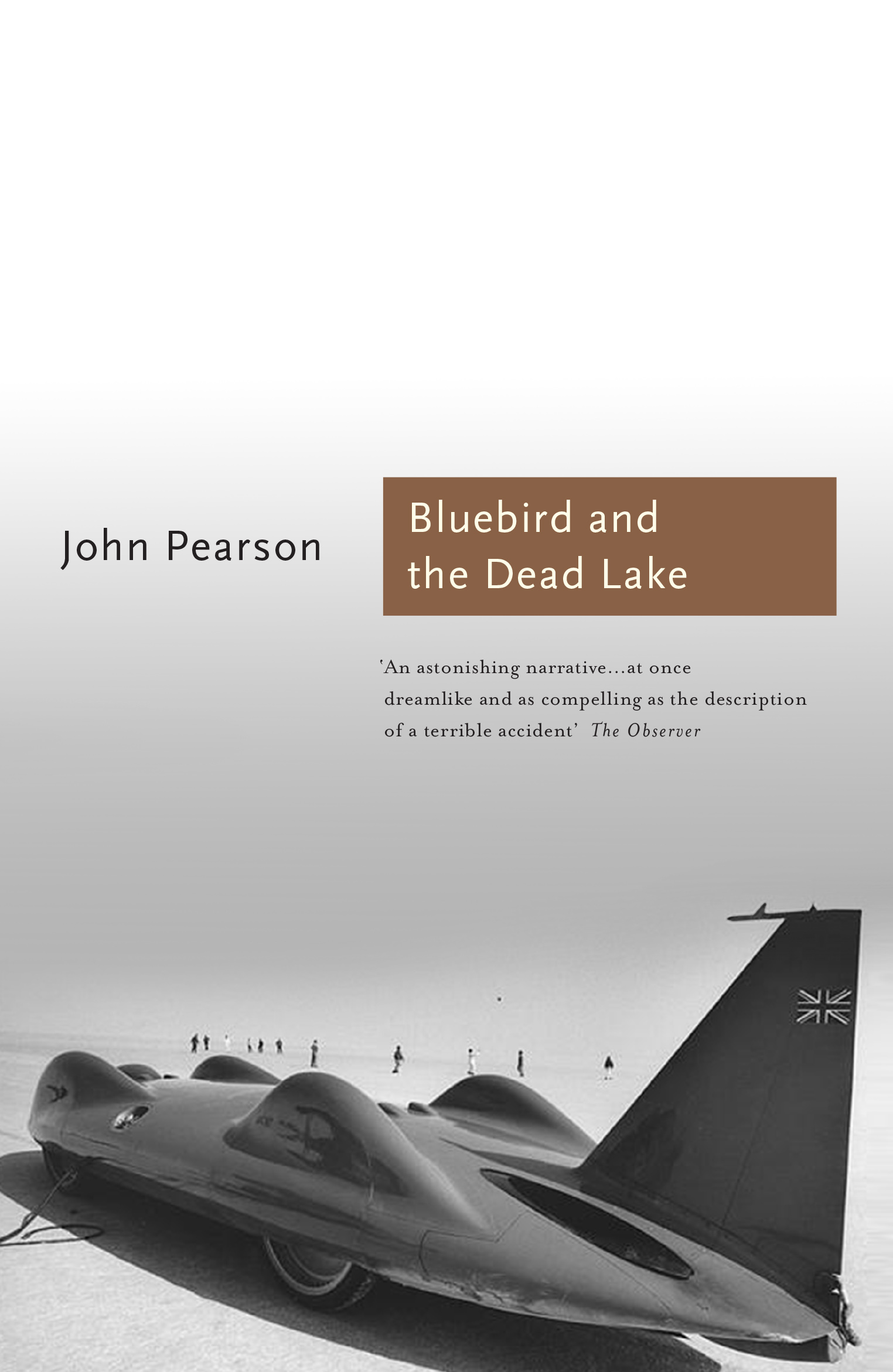 The Bluebird And The Dead Lake By John Pearson And Richard
