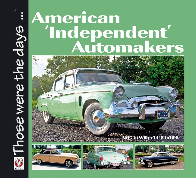 American Independent Automakers By Norm Mort