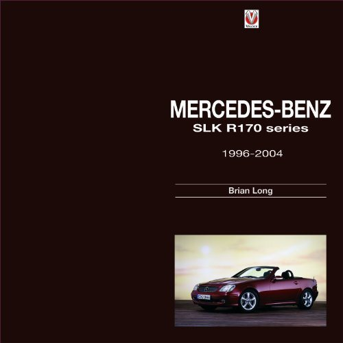 Mercedes benz slk by brian long for Mercedes benz books
