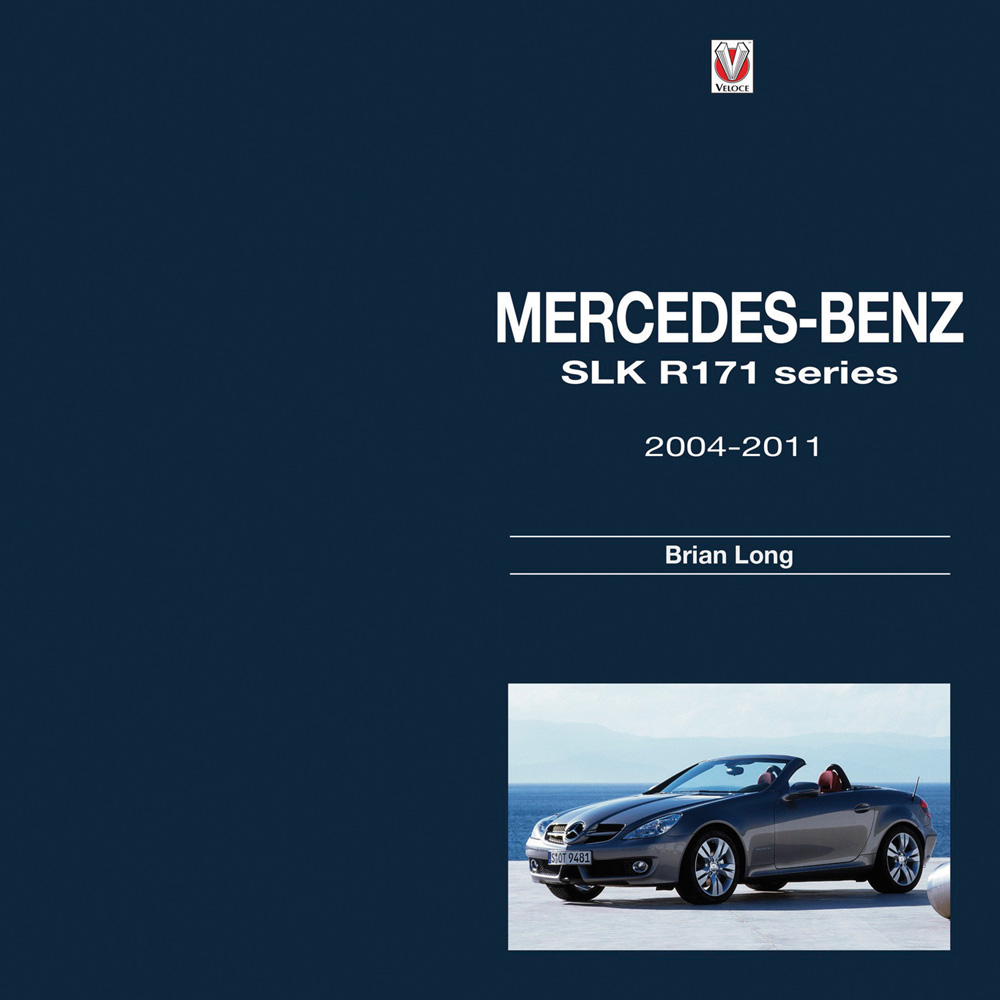 Mercedes benz slk r171 series 2004 2011 quarto drives for Books mercedes benz