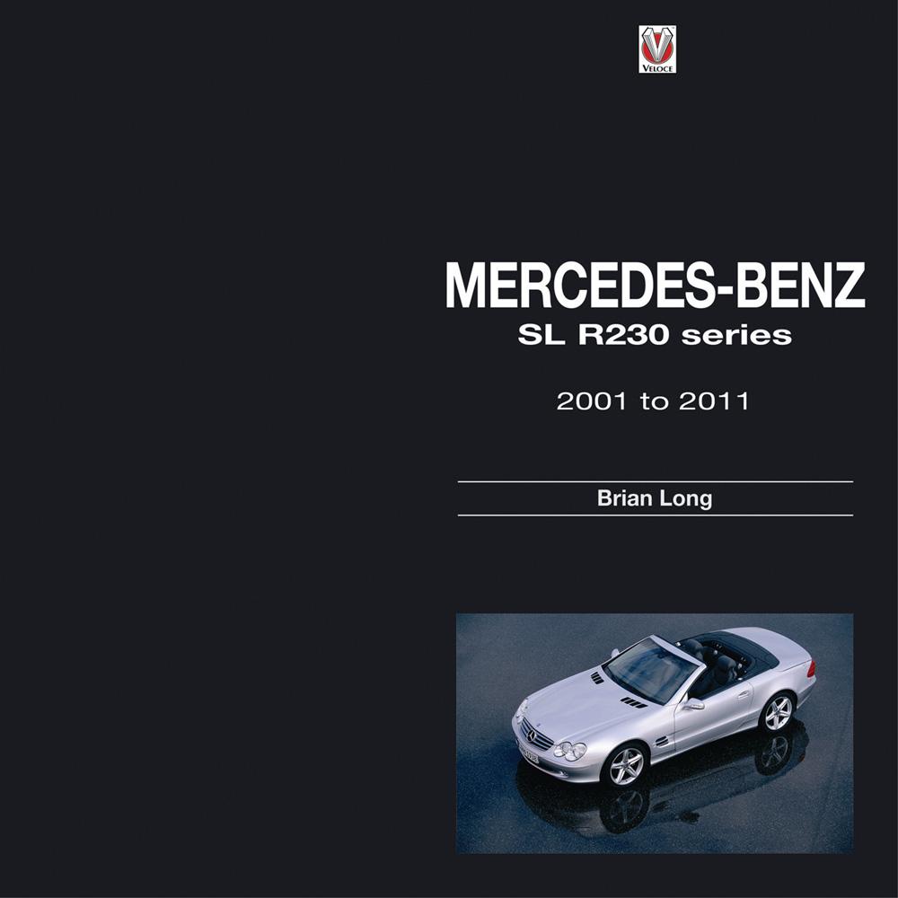 Mercedes benz sl r230 series quarto drives books for Mercedes benz books