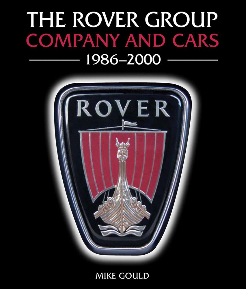 The Rover Group Quarto Drives Books
