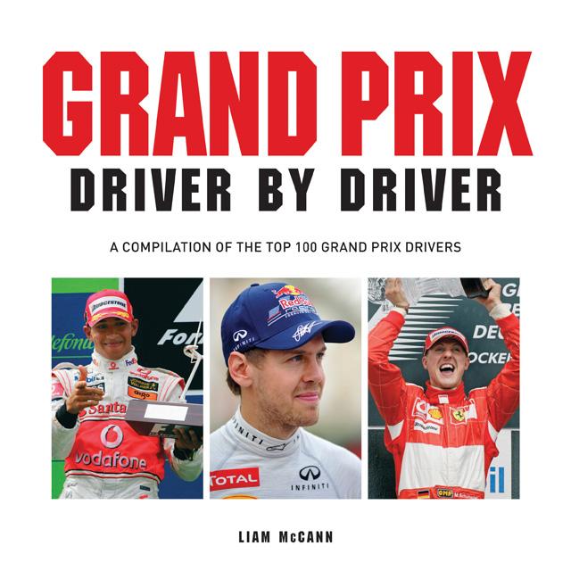 Grand Prix Driver By Driver Quarto Drives Books