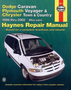 Dodge Caravan, Plymouth Voyager & Chrysler Town & Country