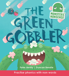 The Green Gobbler (Book 3)