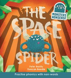 The Space Spider (Book 4)