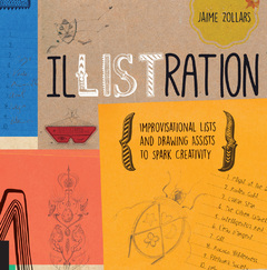 IlLISTration Improvisational Lists and Drawing Assists to Spark Creativity
