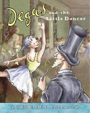 Degas and the Little Dancer