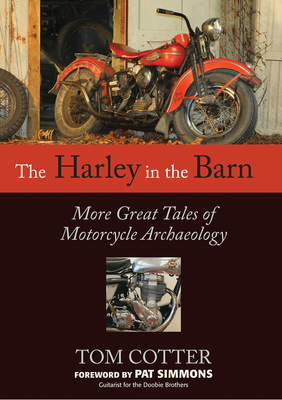 The Harley in the Barn
