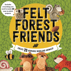 Felt Forest Friends