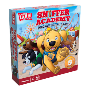 Sniffer Academy, The Dog Detective Game