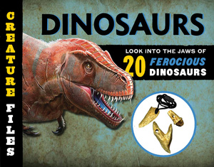 Dinosaurs Look into the Jaws of 20 Ferocious Dinosaurs