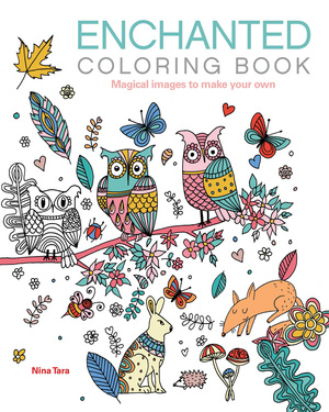 Enchanted Coloring Book