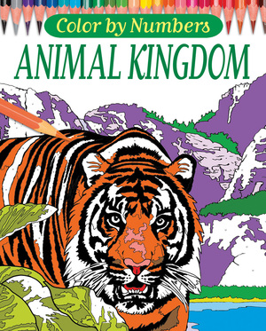 Color by Numbers: Animal Kingdom