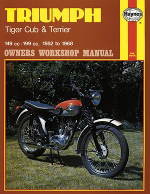 Triumph Tiger Cub and Terrier Owners Workshop Manual