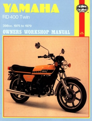 Yamaha RD400 Twin Owners Workshop Manual, No. 333