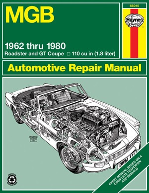 MGB Owners Workshop Manual