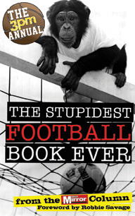 The 3pm Annual: The Stupidest Football Book Ever