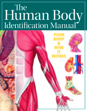 Human Body Identification Manual (Academic Edition)
