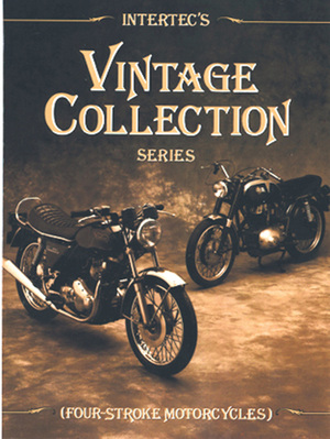 Intertec's Vintage Collection Series: Four-Stroke Motorcycles