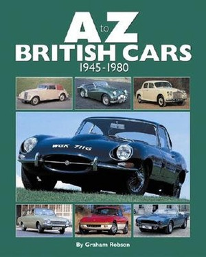 A-Z British Cars