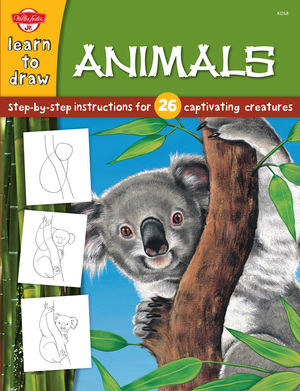 Animals Step-by-step instructions for 26 captivating creatures