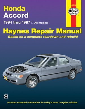 Honda Accord 1994-1997