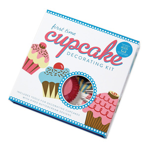 First Time Cupcake Decorating Kit