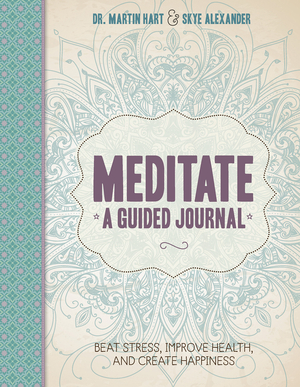 Meditate, A Guided Journal