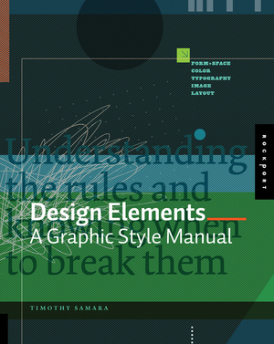 Design Elements A Graphic Style Manual