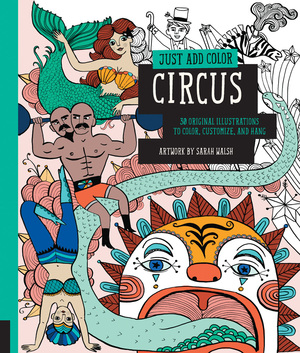 Just Add Color: Circus