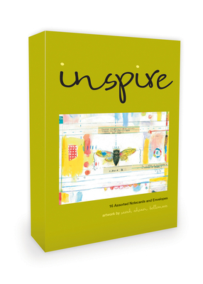 Inspire Note Cards Artwork by Sarah Ahearn Bellemare