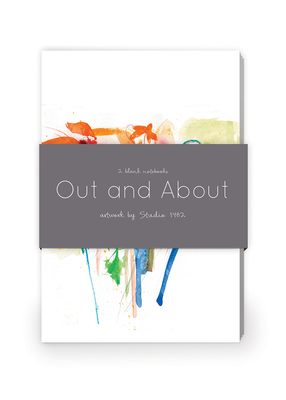 Out and About Artwork by Studio 1482 Journal Collection 1