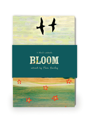 Bloom Artwork by Flora Bowley Journal Collection 1