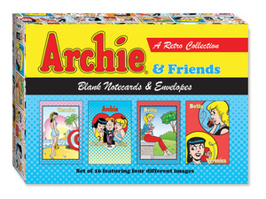 Archie & Friends Blank Notecards & Envelopes