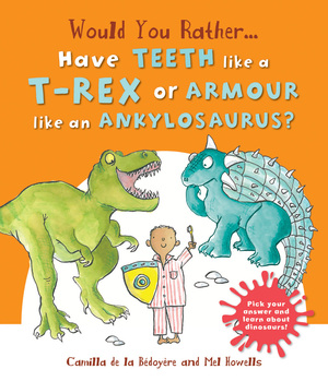Would You Rather Have the Teeth of a T-Rex or the Armor of an Ankylosaurus?