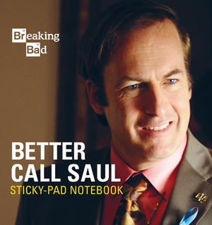 Breaking Bad - Better Call Saul - Sticky-Pad Notebook