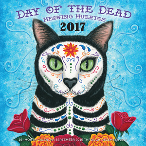 Day of the Dead: Meowing Muertos 2017