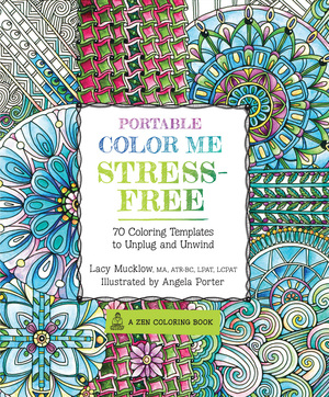 Portable Color Me Stress-Free