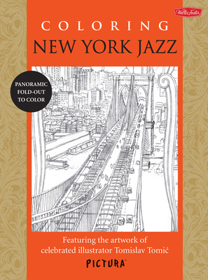 Coloring New York Jazz