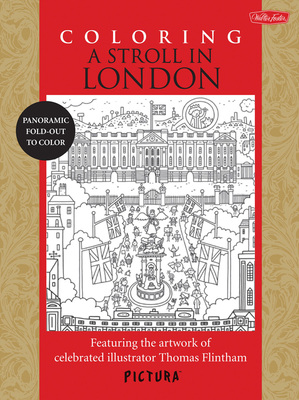 Coloring A Stroll In London